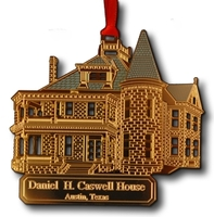 Daniel H. Caswell House Ornament